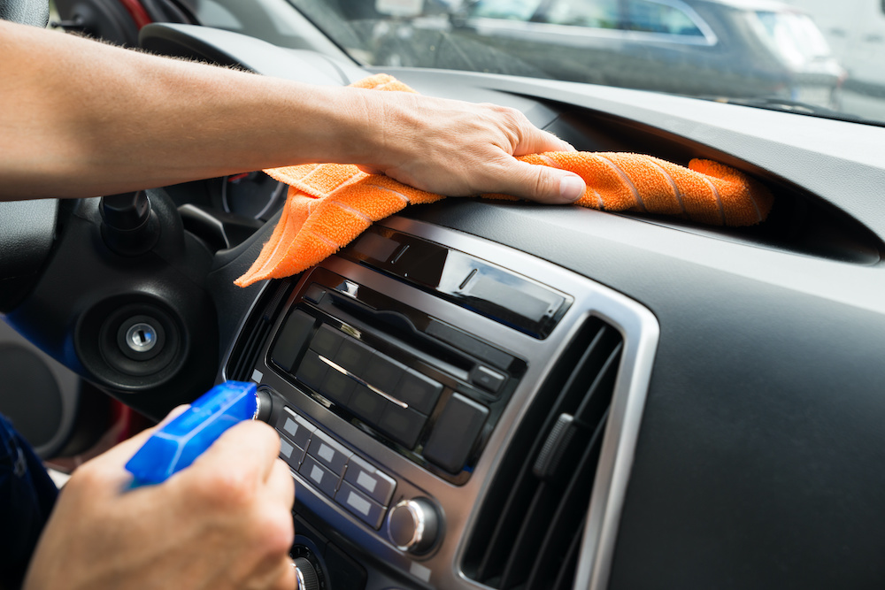 Ways to Thoroughly Disinfect Your Vehicle